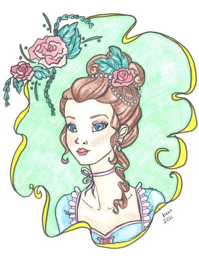 La belle fleur by happyeverafter on deviantart for La belle fleur