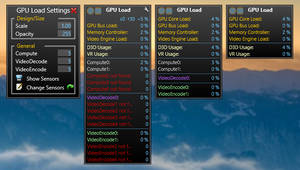 v4.1.0 GPU Load by Dudebaker