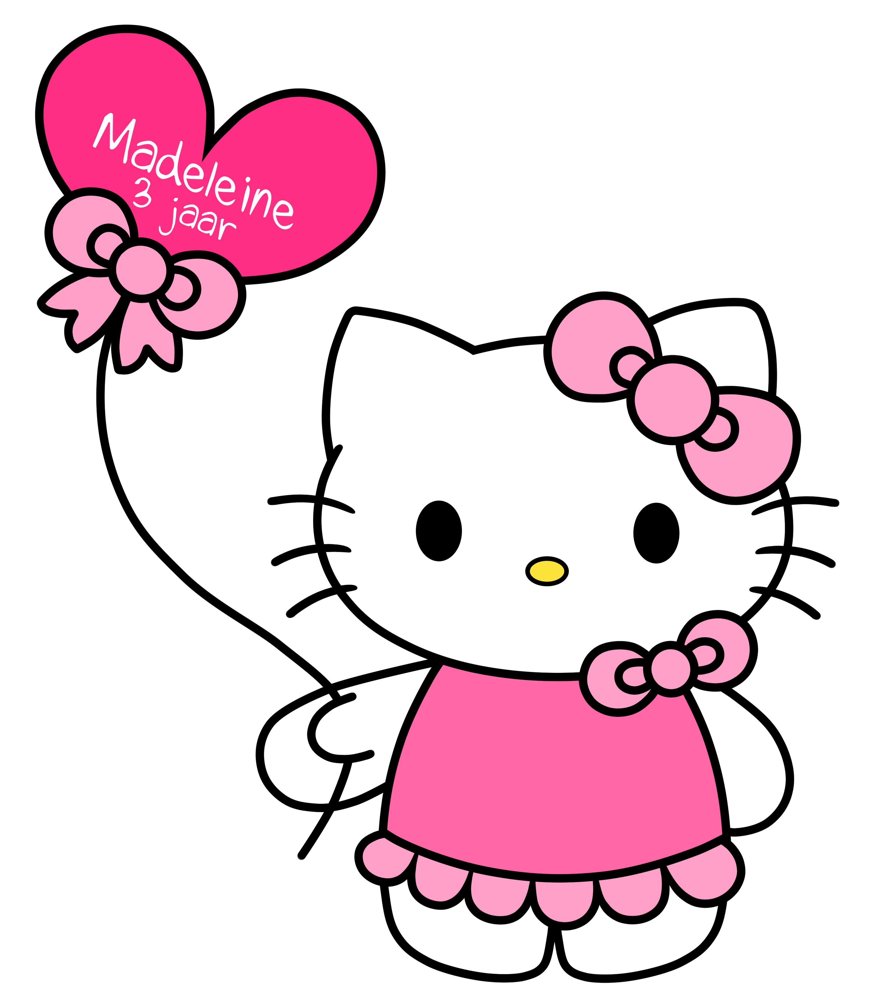 hello kitty by norphy d7evl3e Cute pictures of Hello kitty 2015