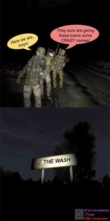 The Wash (DayZ)