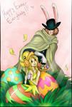 Easter Bunny Joe by S0KK0