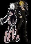 [PC] HT Cova and Sanji