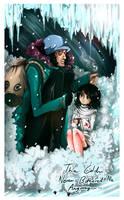 Kaura and Kuzan by S0KK0