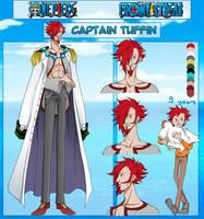 OP OC -Captain Tuffin by S0KK0