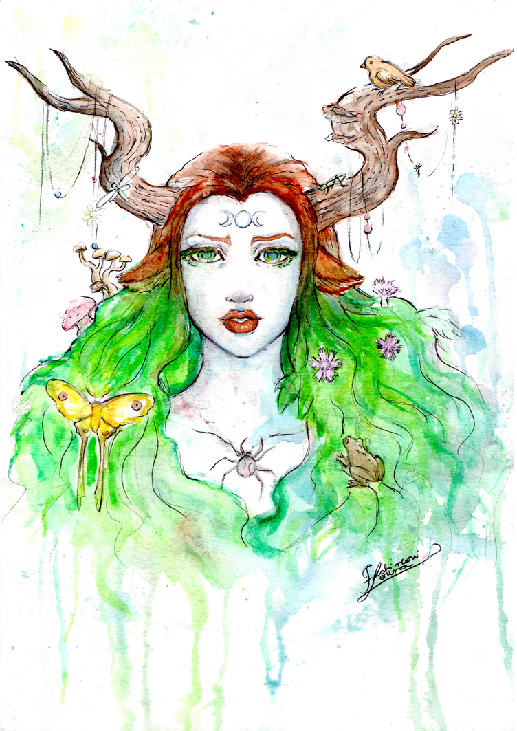 Mother nature by lorefachin