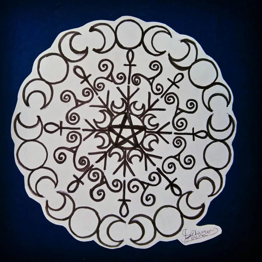 Mandala de proteo by lorefachin