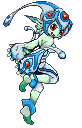 Ranamon -Proyect Sprite by dany098