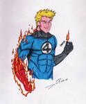 Johnny Storm Human Torch