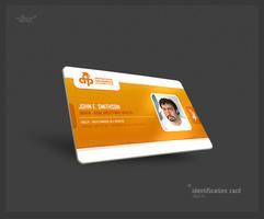 ID card by drammen
