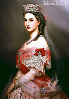 Ambition with a tragic ending ~ Carlota of Mexico by SeelederZukunft