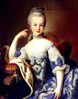 Young Marie Antoinette by SeelederZukunft