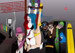 Batgirl and Harley II