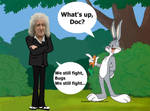 They still fight to stop the badger cull...