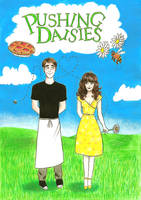 Pushing Daisies by Oceansoul7777