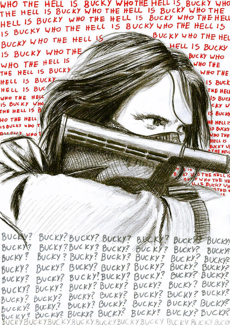 Who the hell is Bucky? by Oceansoul7777