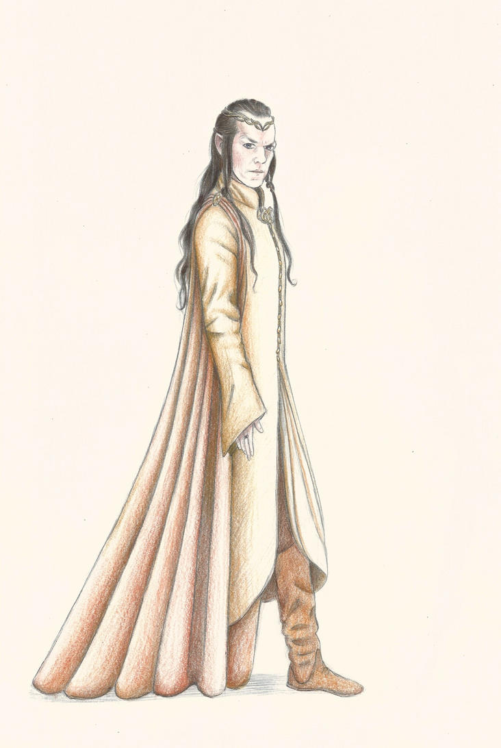 Lord Elrond by Oceansoul7777