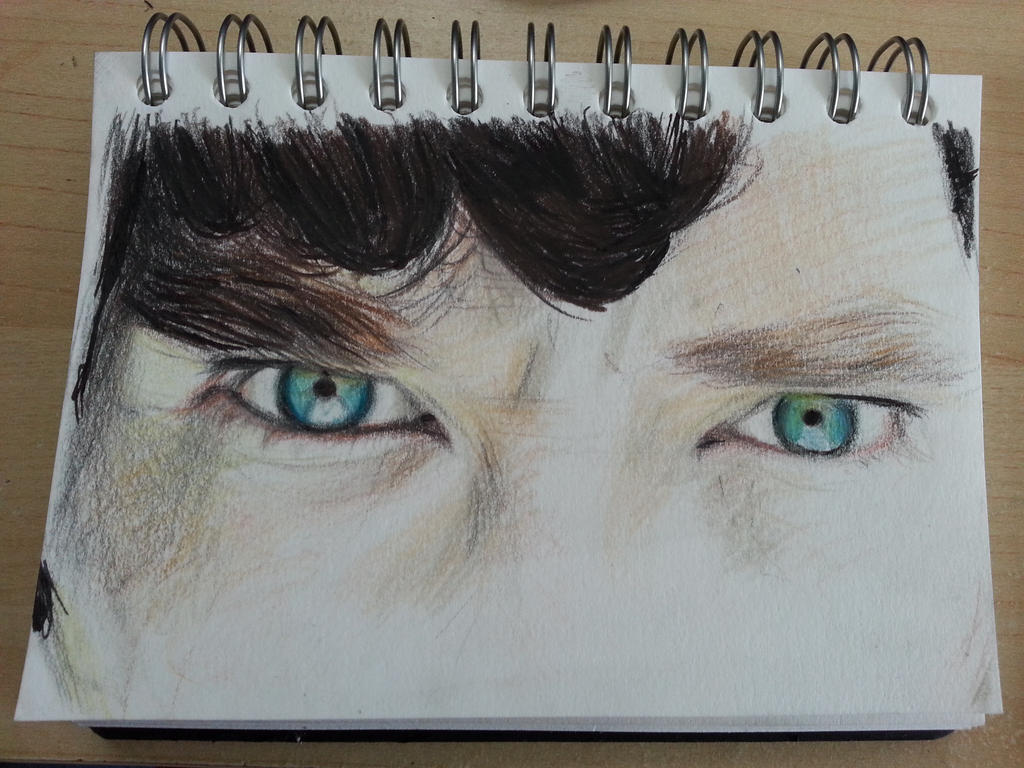 Sherlock by Oceansoul7777