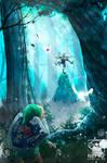 Majora's Mask - Zelda Fanart