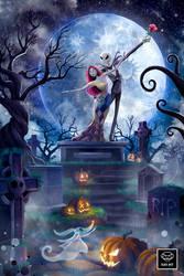 The Nightmare Before Christmas - Fanart