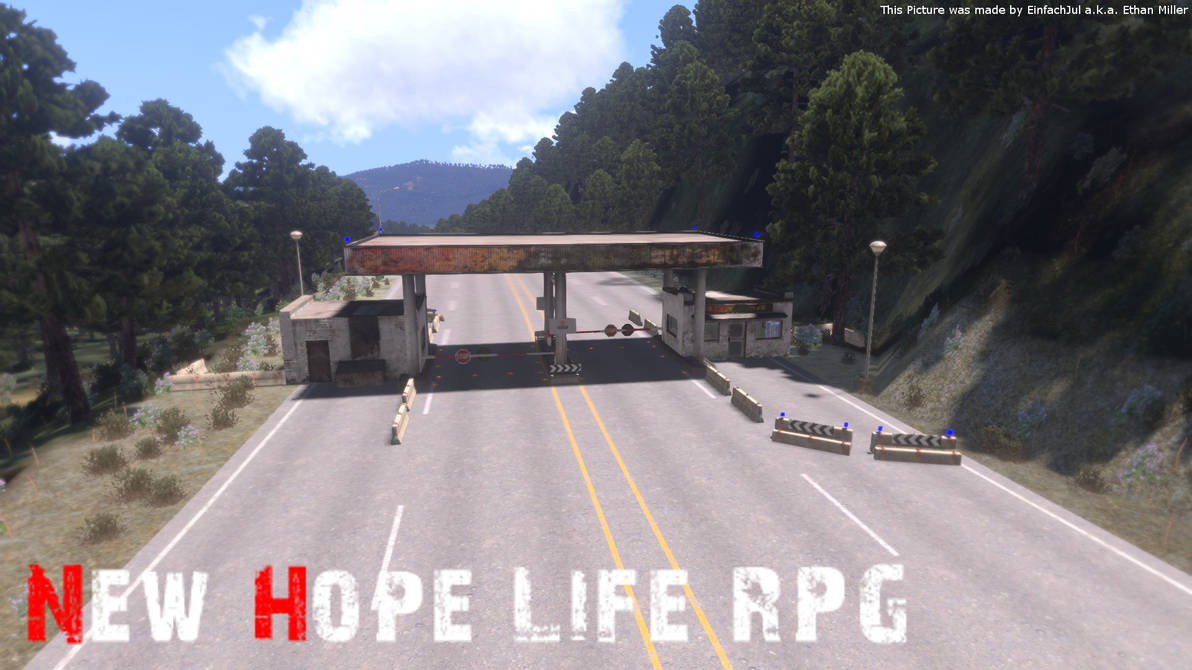 New Hope Life RPG - Arma3 Life by Billigprodukt1 on DeviantArt