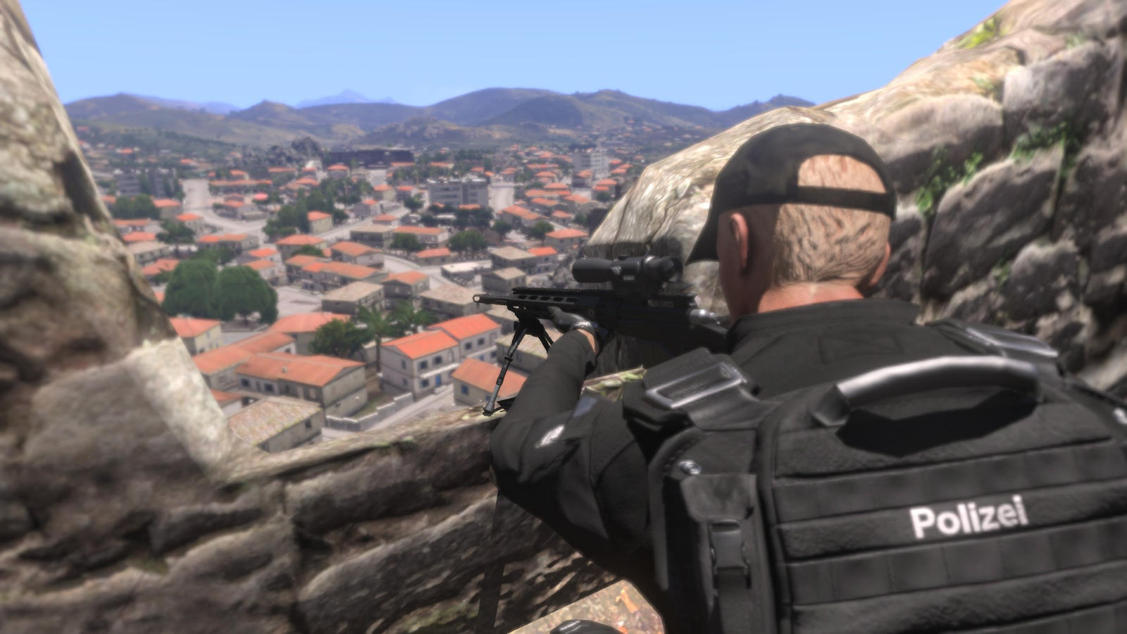 how to talk in arma 3 life