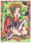 Fairytale Dragon by JupiterBlossem