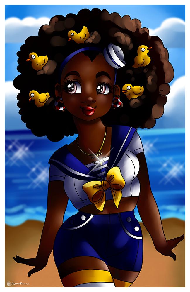 Rubber Ducky Ahoy! by JupiterBlossem