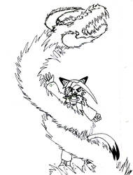 Dragon fire technique by salemnorongachi