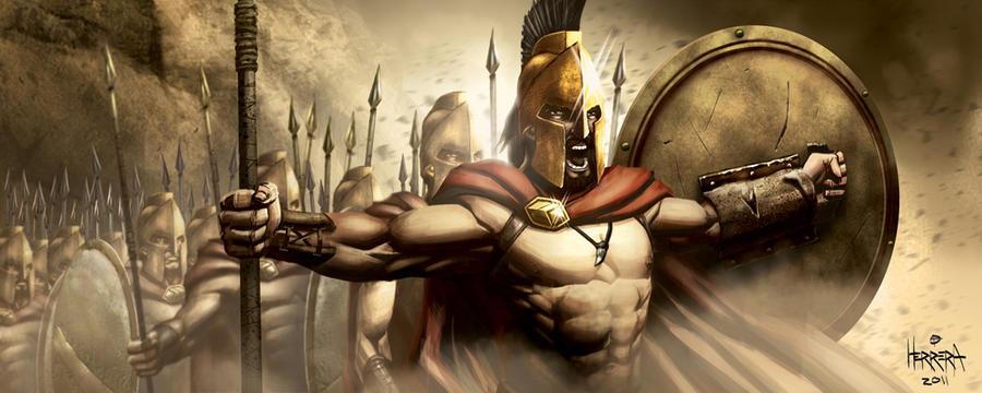 Pictures Of 300 Leonidas Fight Kidskunstinfo