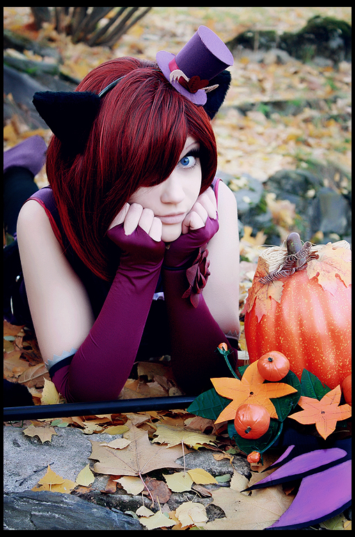 Kairi Halloween by Katy-Angel