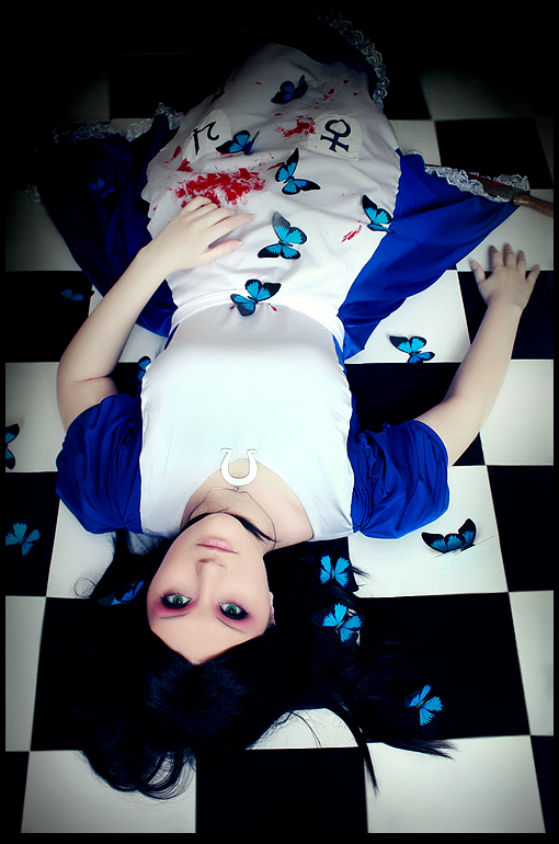 Alice Madness Returns by Katy-Angel