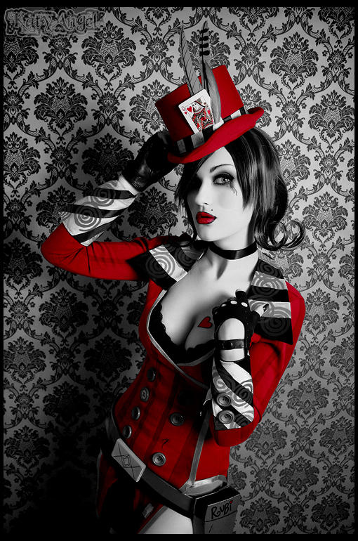 Borderlands - Mad Moxxi - Preview