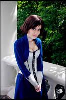 BioShock Infinite  - Elizabeth by Katy-Angel