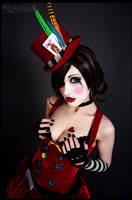 Borderlands   - Mad Moxxi by Katy-Angel