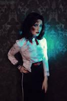 Bioshock Infinite Burial At Sea - Elizabeth by Katy-Angel