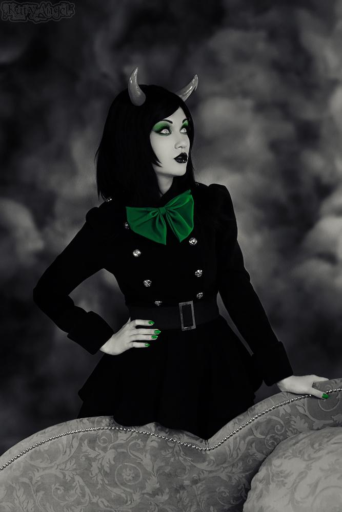 Homestuck - Porrim Maryam by Katy-Angel