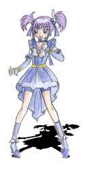 Precure OC: Cure Wish by CandySkitty