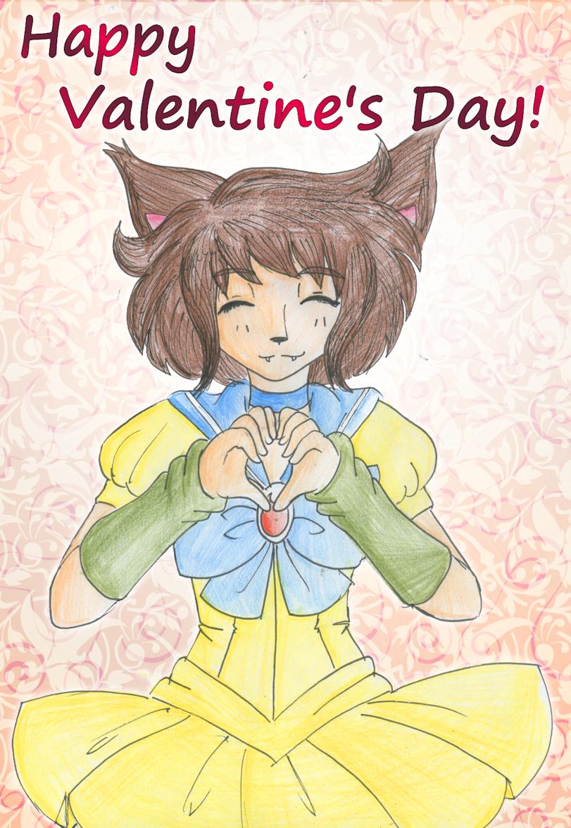 Happy Valentine's Day! by CandySkitty