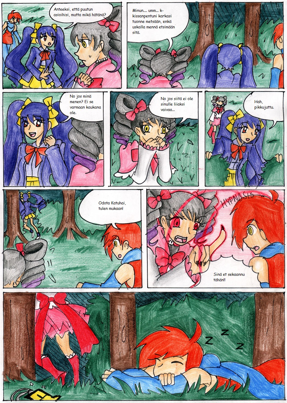 Pokemon Platinum Nuzlocke EXTRA 47 by CandySkitty