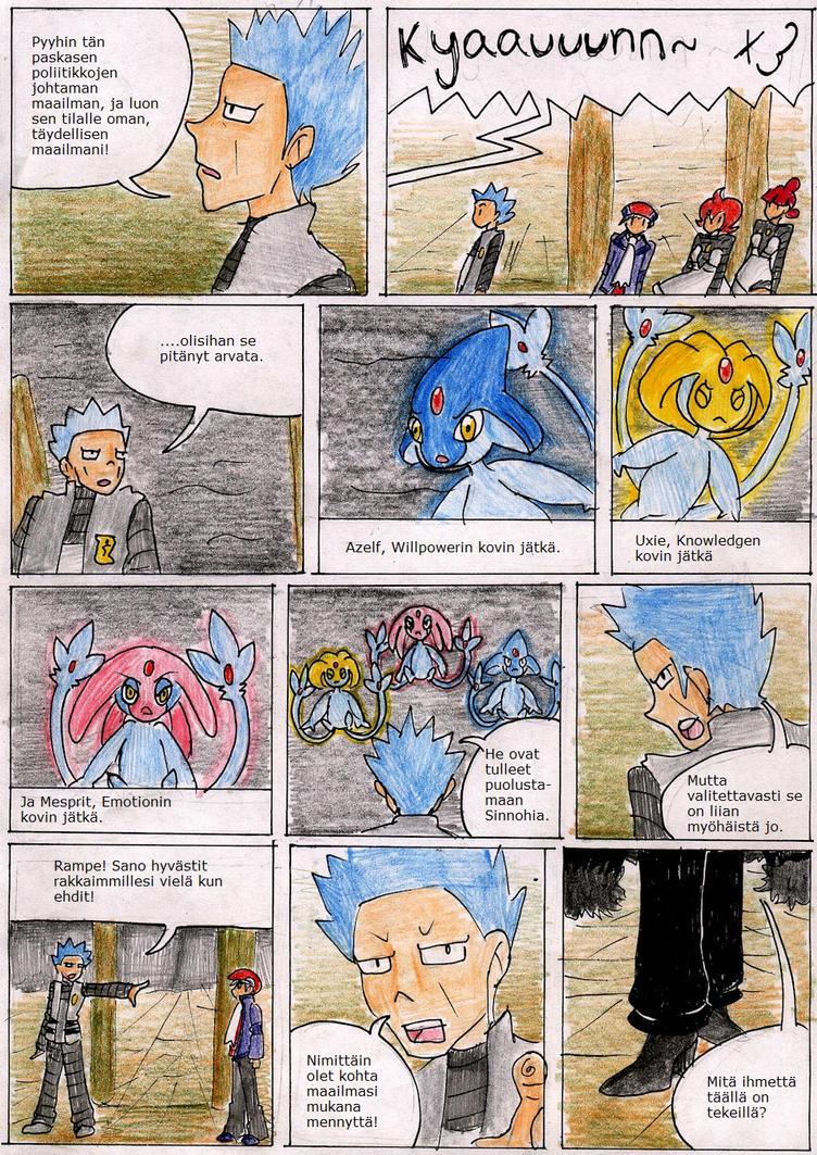 Pokemon Platinum Nuzlocke 182 by CandySkitty