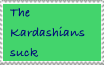 Stamps: Anti Kardashians by ChronaGorgon1995