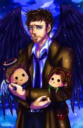 Supernatural Guardian Angel
