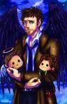 Supernatural Guardian Angel by Potatobuns