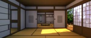Anime-style BG Practice 2