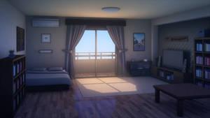 Room 115. Daylight