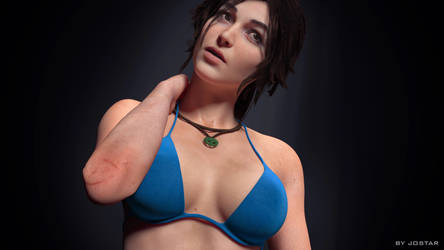 JO-STAR Lara Croft 9