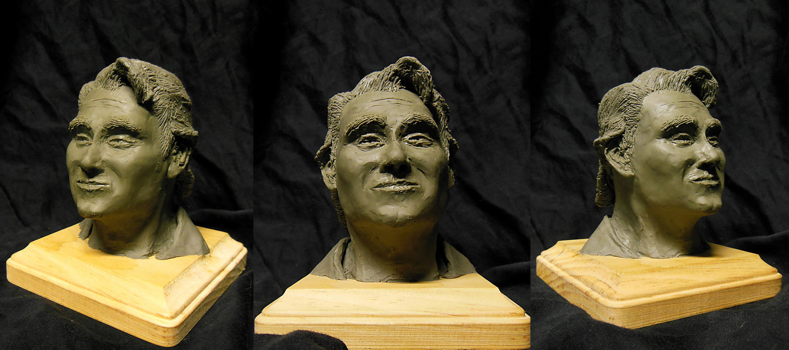 Mauthen bust by KnightonWorks