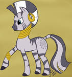 Zecora and Bling