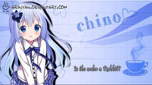 Chino - Gochiusa ~QHD