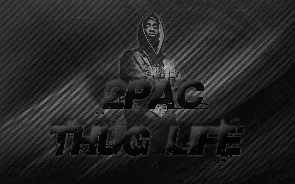 2pac Thug Life Wallpaper 2pac Thug Life by